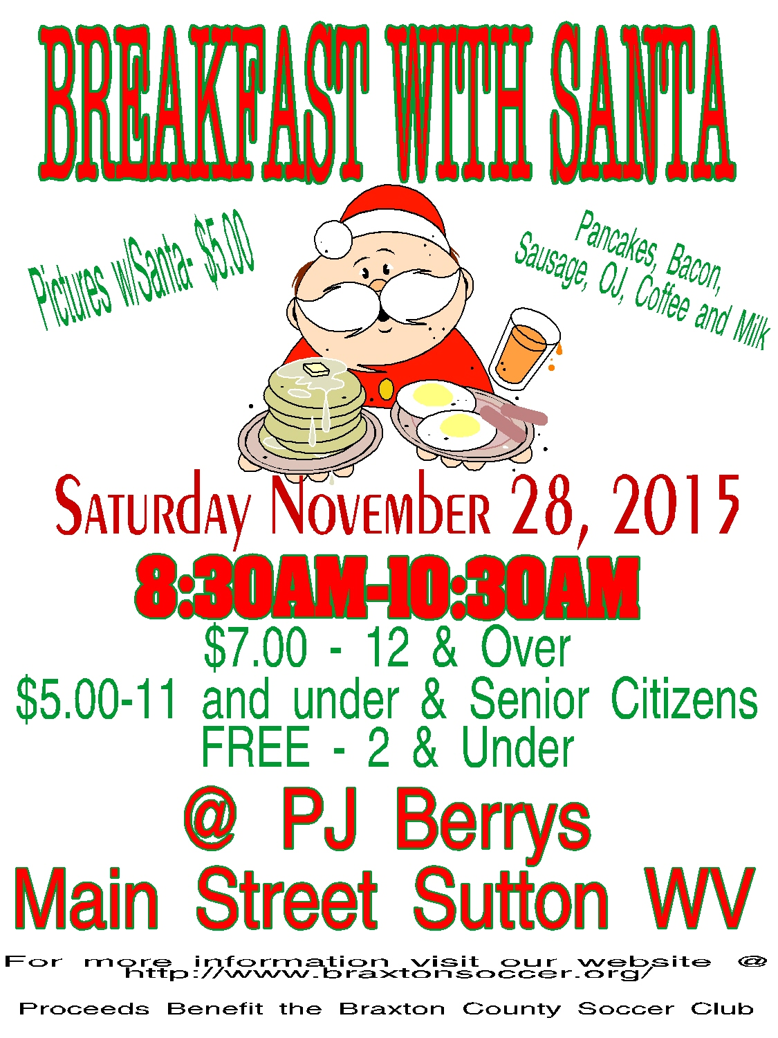 Gassaway Wv Christmas Parade 2020 Small Business Saturday, Christmas Parade & Events   Town of Sutton